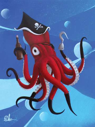 Captain Calamari
