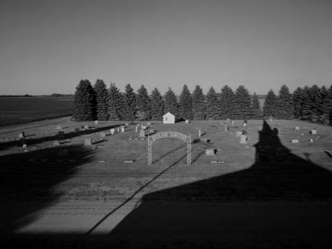 Highland Lutheran Cemetery, Cummings, ND, 2007