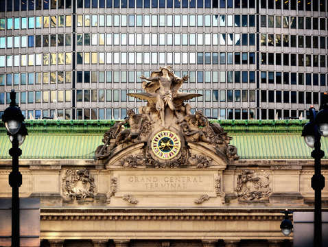 Grand central station streetlamp series