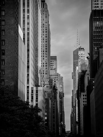 City noir 42nd street