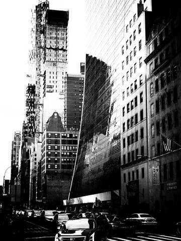 City noir 57th street