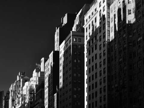 City noir park avenue mystery