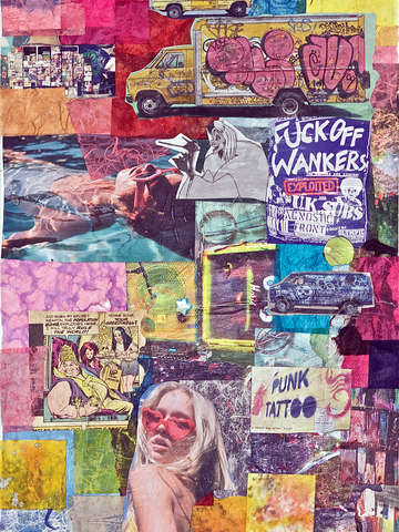 Wanker-collage