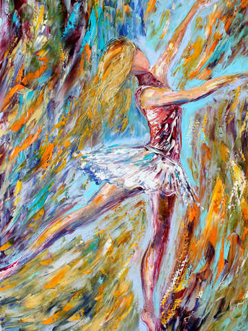 Windswept Dancer