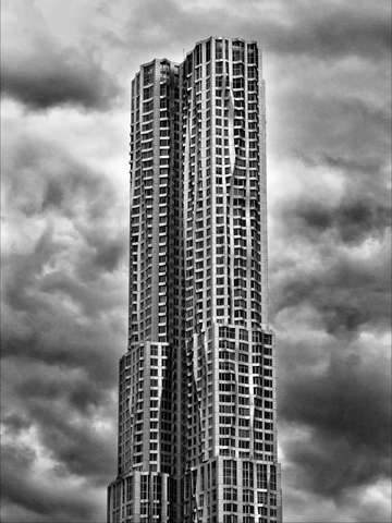 Frank gehry highrise nyc
