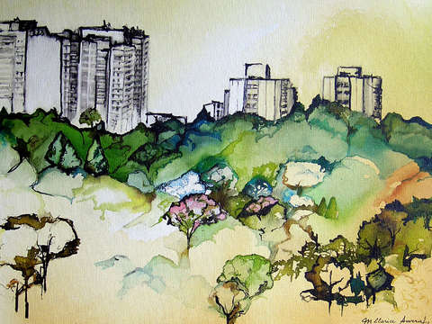 Breeze from ibirapuera i