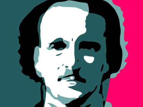 The baltimoreans edgar allan poe john waters