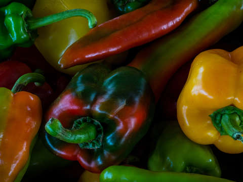 Bell Peppers and Chilis