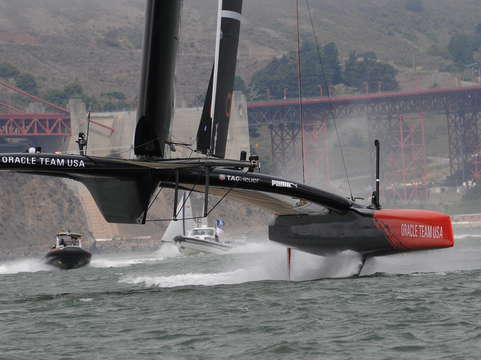 Americas cup 2013 team us oracle series 2 of 8 ori