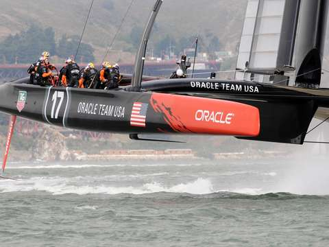 Americas cup 2013 team us oracle series 3 of 8 ori
