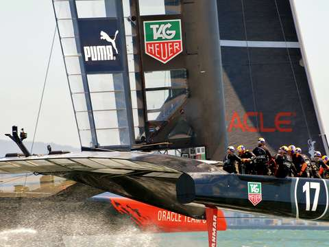 Americas cup 2013 team us oracle series 8 of 8 ori