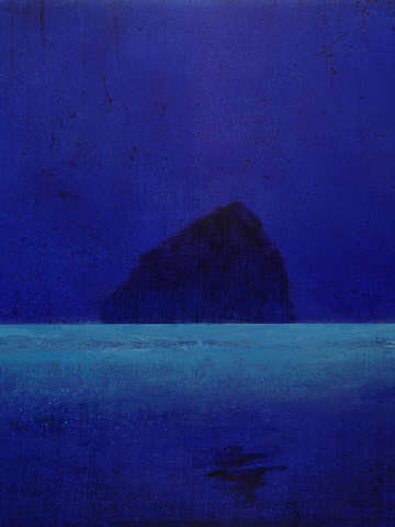 The color of calm