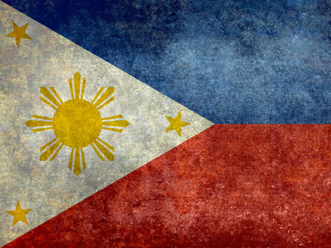 Republic of the philippines national flag 50 of co