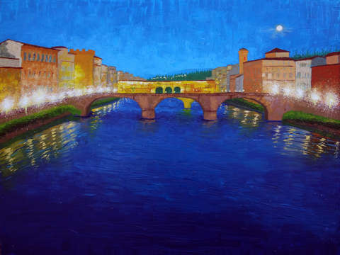 The arno at night revisited