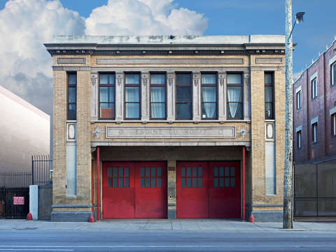 Fire station los angeles