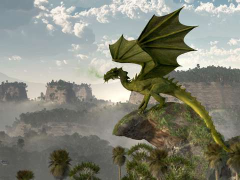 Green dragon 2