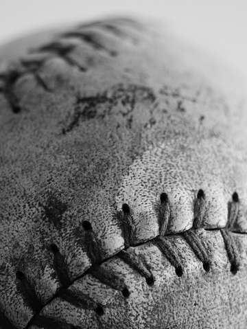 Baseball stitches macro