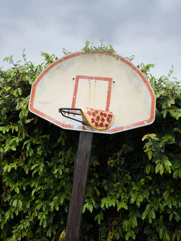 Pizza Dunk