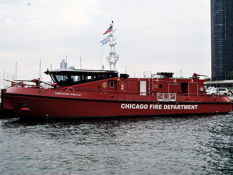 Ode to chicago fire department