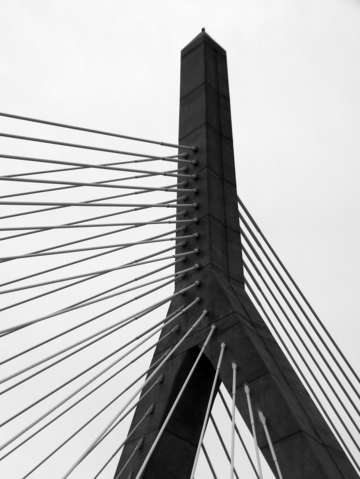 Zbh bridge in bw