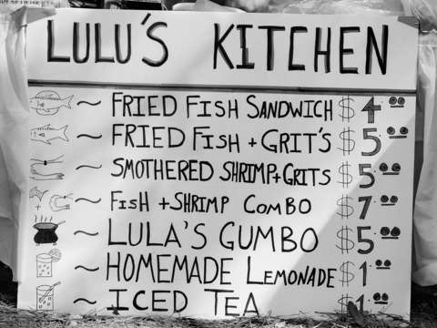 Lulus kitchen