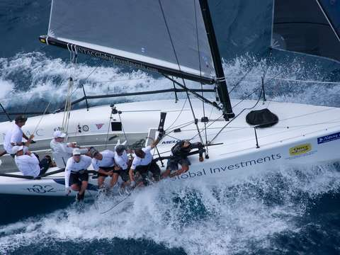 Spring regatta in tortola british virgin islands