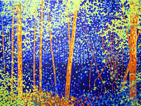 Blue Forest III