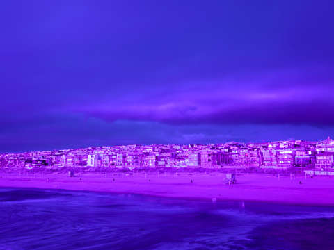 Ultra violet manhattan beach