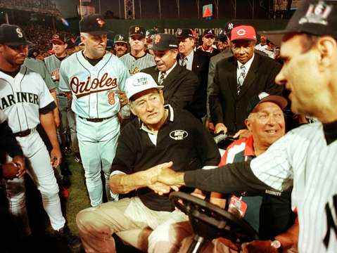 Ted williams 1999 all star game