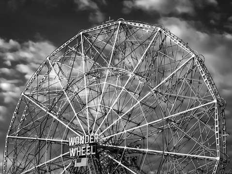 Wonder wheel 6440bw