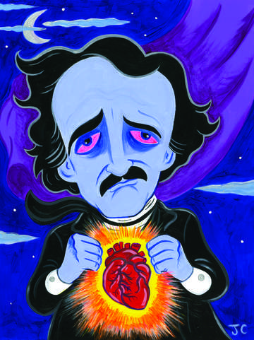 Poe's Tell tale heart