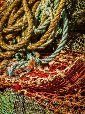 Colorful ropes ii