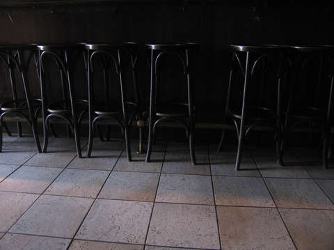 Bar stools in amsterdam