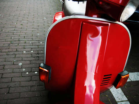 Amsterdam Scooter