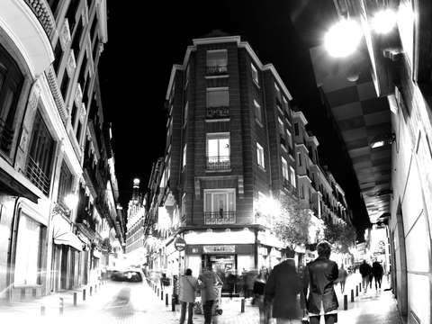 Madrid Saturday Night