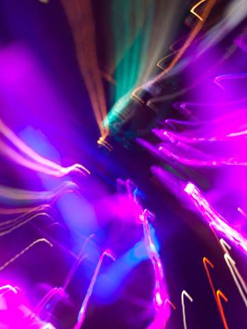 Hot lights in singapore purple 2