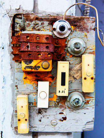 Doorbells in new york city