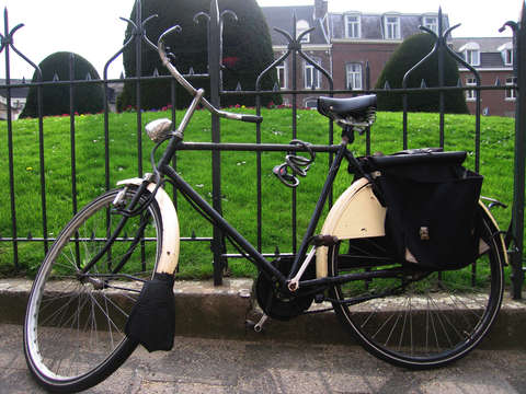 Bike In Maastricht