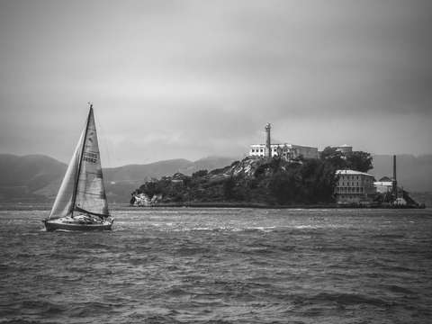 Leaving alcatraz