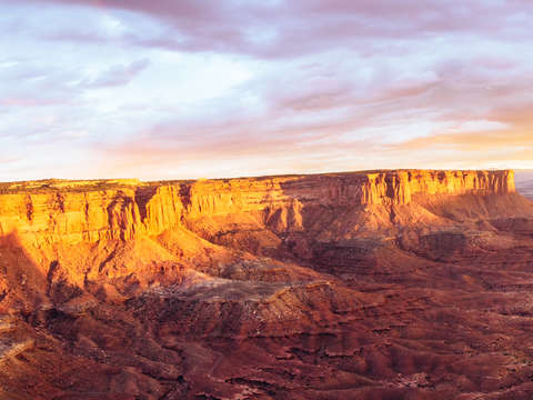 Canyonlands panorama 1