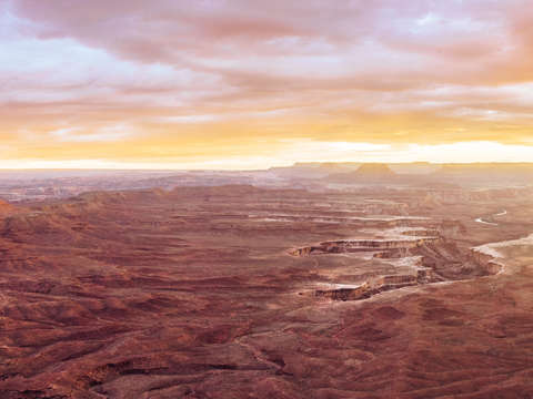 Canyonlands panorama 2
