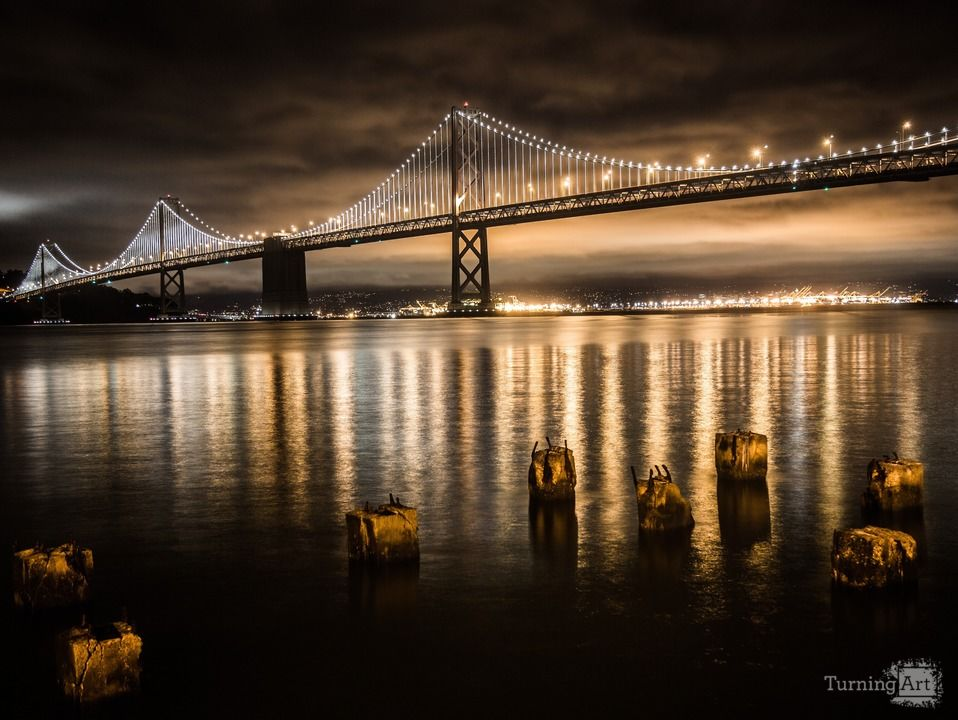 Bay bridge 3