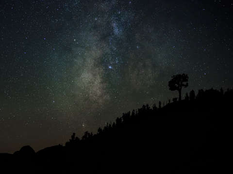 Milky way sky 2