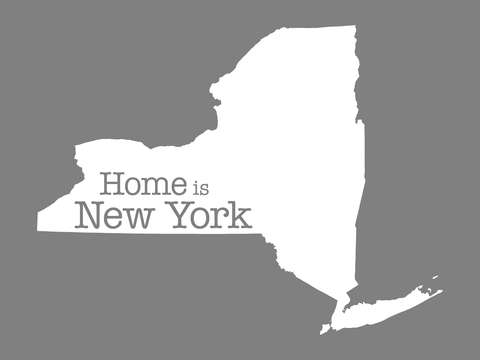 Home is new york