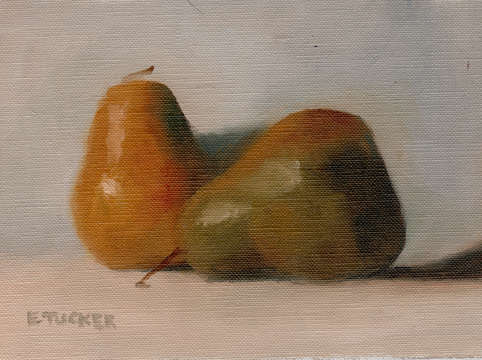 Pears - Warm Color Palette