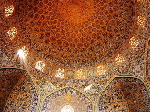 Fine designs of isfahan