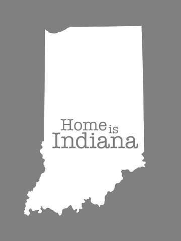 Home is indiana