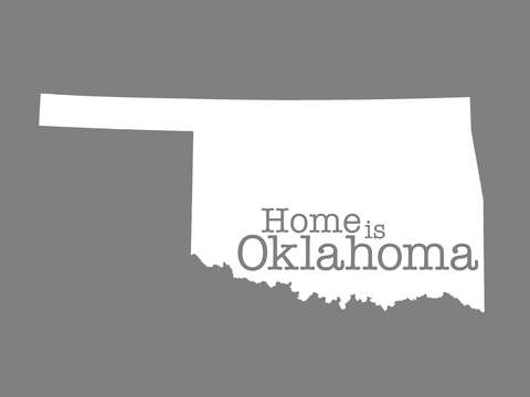 Home is oklahoma