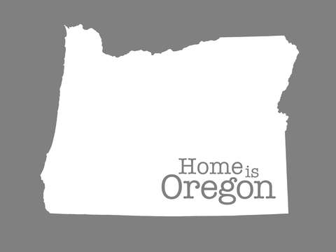 Home is oregon