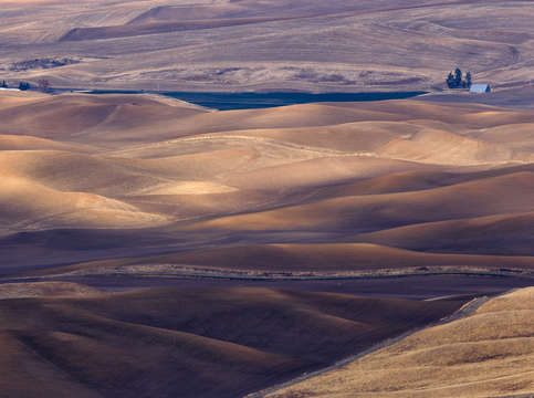 Palouse fan